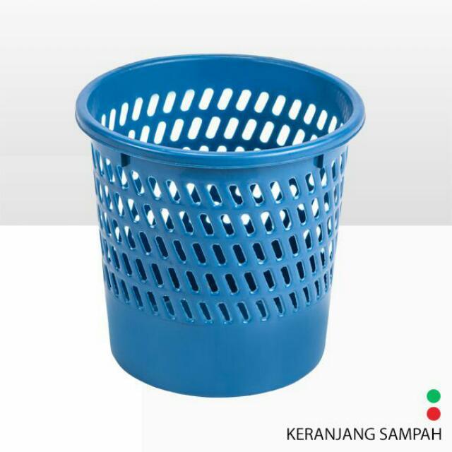 Rubbish Bin Keranjang Sampah Plastik Home Furniture On