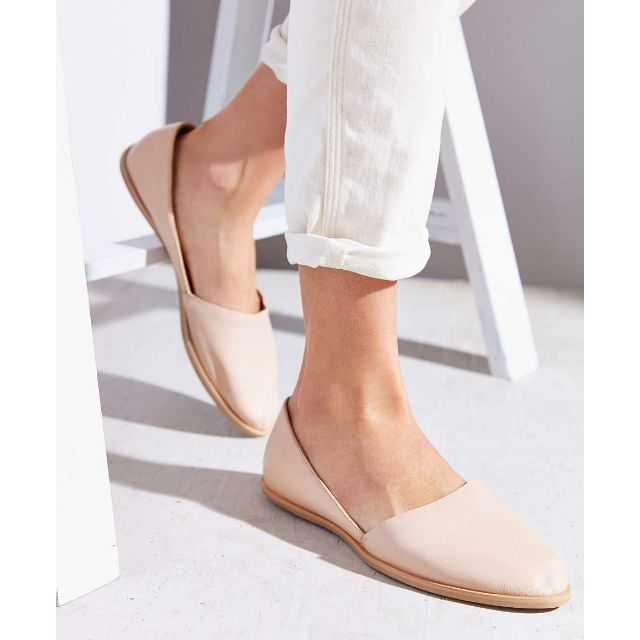 Urban Outfitters BDG Renee D Orsay Flat