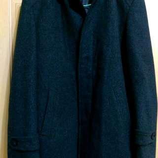 羊毛大衣(男)