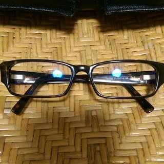 鏡框 板材 金屬 彈簧腳 二手鏡框 眼鏡