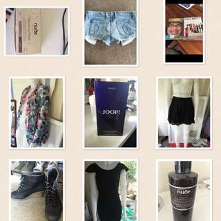 Clothes And Extras