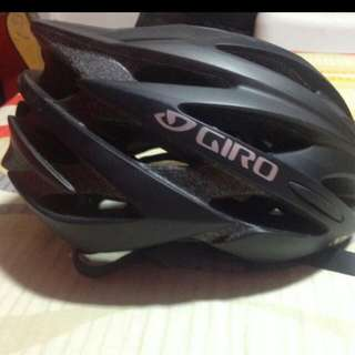 Giro Helmet Size M.Matt Black. Its Small For Me. So Selling It Away. Believe It Excellent Condition.