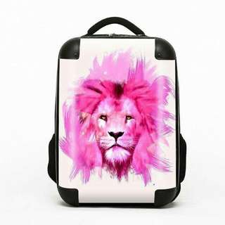 18吋書包 行李箱 大容量 雙肩背包 媽媽包