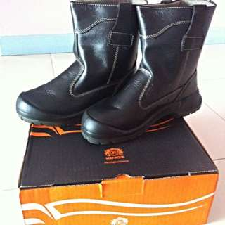 NEW Safety Boots - KING'S