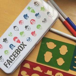 Facebox Stencils