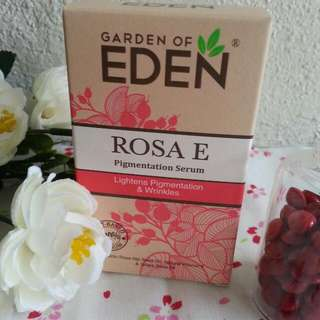 (SOLD) GARDEN OF EDEN Rosa E (5mls)