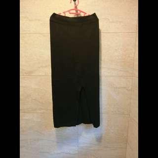 開叉螺紋裙