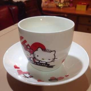 Hello Kitty 咖啡杯盤組