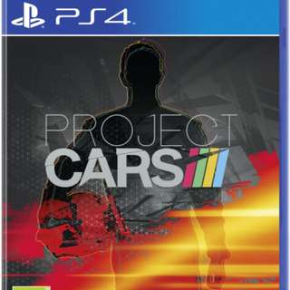 Buying PS4 Project Cars