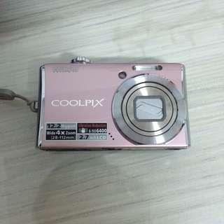 Nikon S620 數位相機