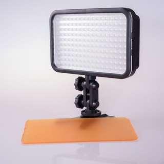 Godox Led170 攝影燈 附底座 色溫片 柔光片