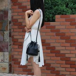 INSTOCKS   H&M Mini Bucket Bag