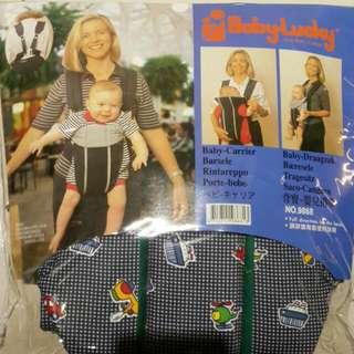 【全新】baby-lucky 背寶揹帶