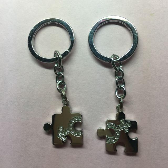 情侶鑰匙圈