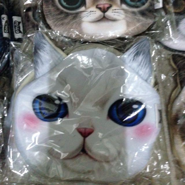 ✨送✨貓咪零錢袋👍