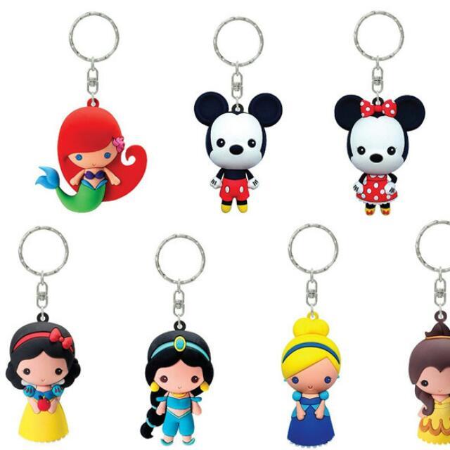 《徵》迪士尼 Disney 抽抽樂 神秘 鑰匙圈