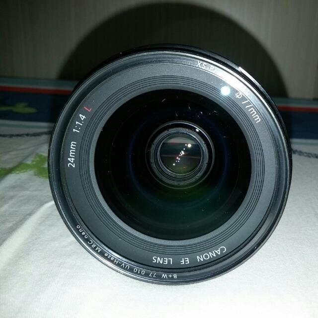 Canon 定焦 24mm f1.4L II  公司貨
