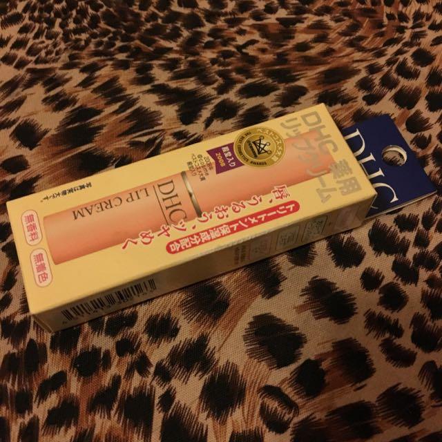 日本DHC純欖護唇膏