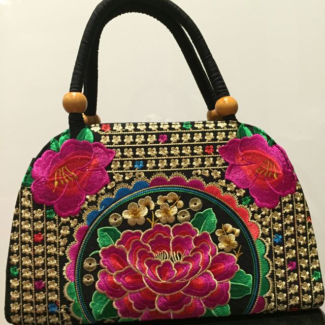 Embroidery Bag New