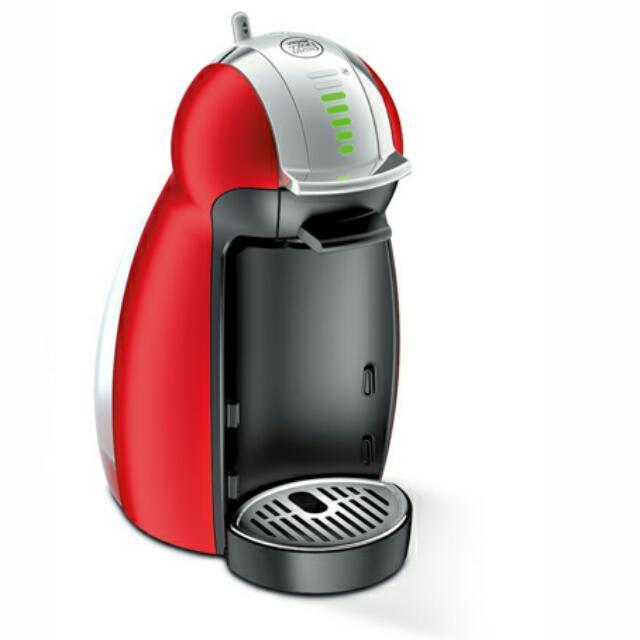 Genio2星夜紅~雀巢膠囊咖啡機~全新特價