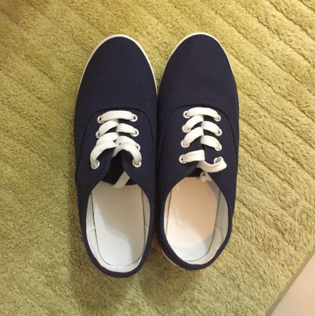 全新GU平底鞋37號
