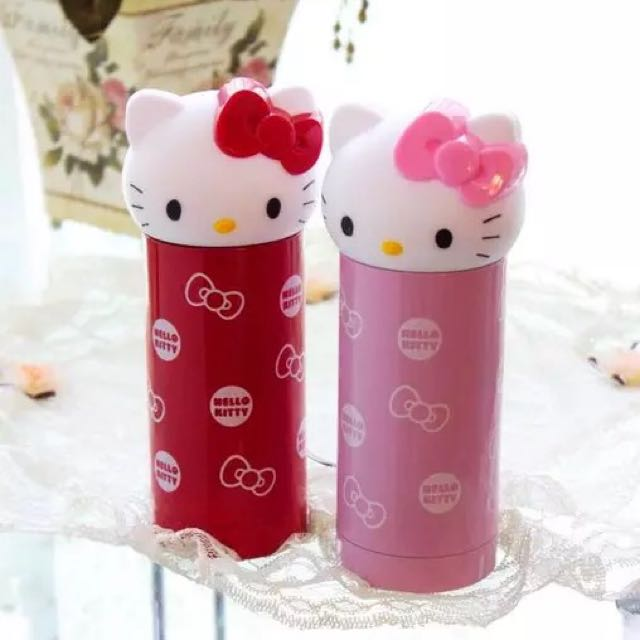 全新Hello Kitty 保溫瓶