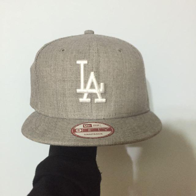 LA棒球帽 2手 保留中