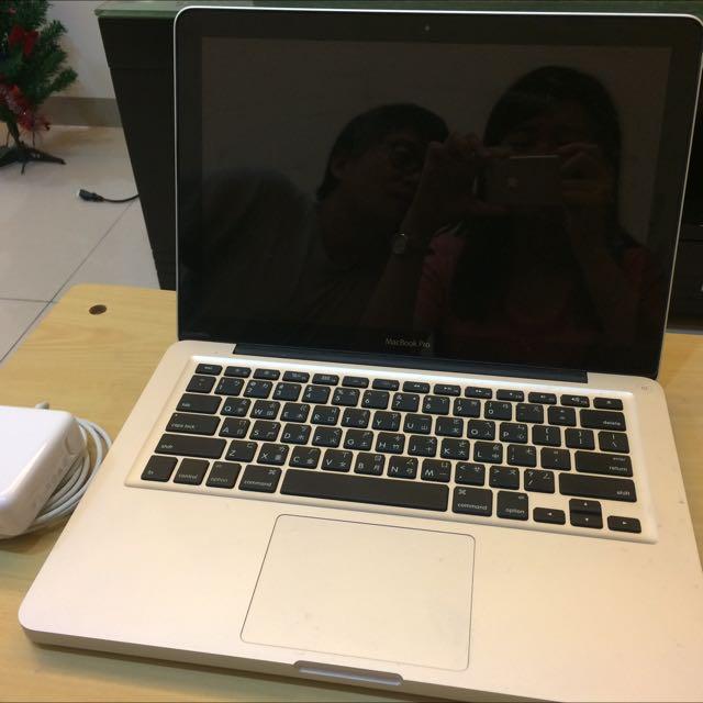 (保留中)MacBook Pro 2012年中款