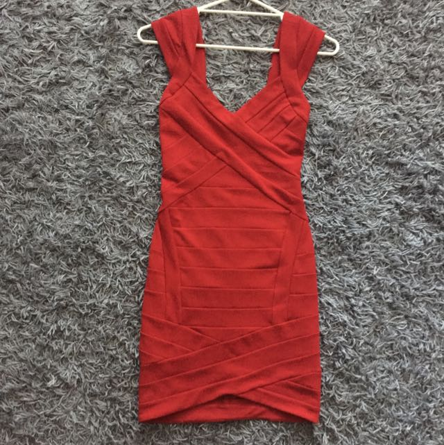 Size 8 Bardot Dress