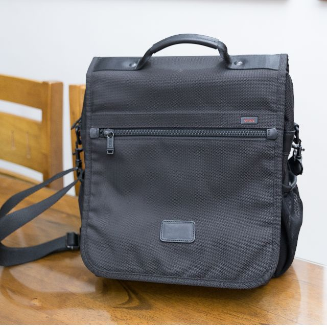 Tumi Alpha 3 in 1 Messenger Backpack d90c0c09821