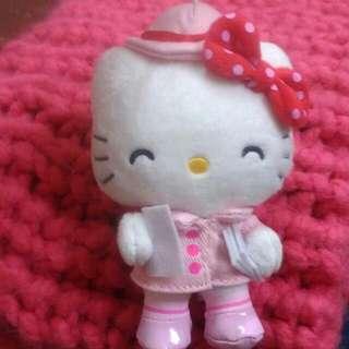 日本帶回Hello Kitty吊飾