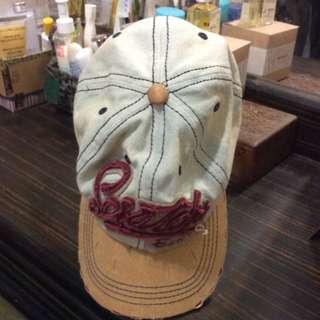 復古仿舊刷破牛仔棒球帽