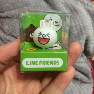 Line兔兔耳機塞(全新)含運