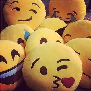 表情符號抱枕(emoji)