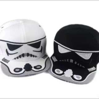 星際大戰 風暴兵棒球帽(Star wars)