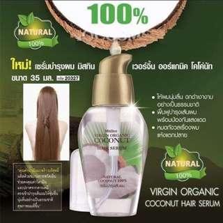 Mistine 椰子護髮油
