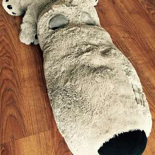 Giant Doggie Plush Toy