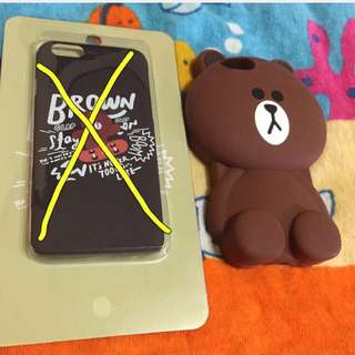 iPhone 6 熊大 Line