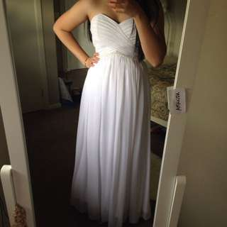 Debutante Deb Gown Dress