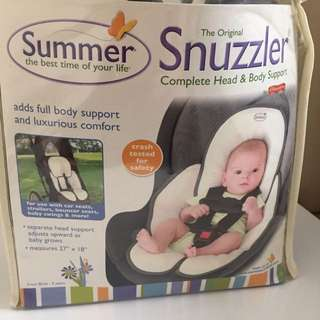 Summer infant Snuzzler Padding