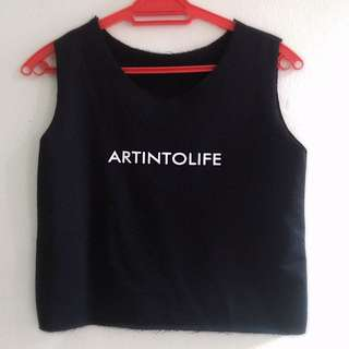 Art into life top
