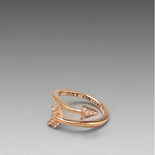 Juicy Couture - Pave Arrow Ring