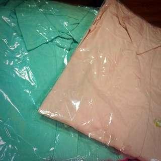 全新‼️長版長袖寬鬆感挺版襯衫