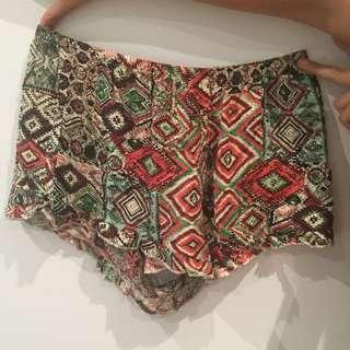 Loose Hippie Shorts