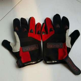 2 Bike Glove At The Price Of 10 Sgd