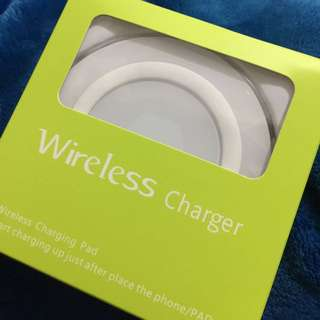 Wireless Charger 通用無線充電座~