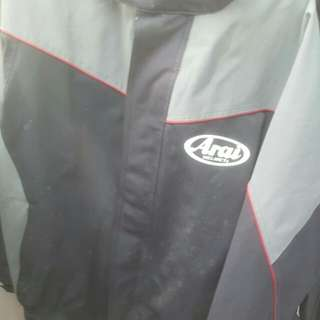 Arai Rain Coat And Pants