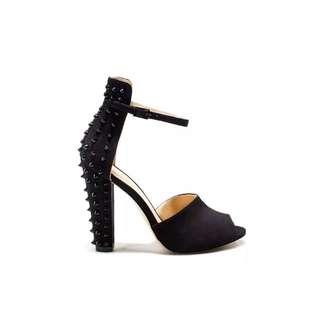 Zara Studded Heels Size 38