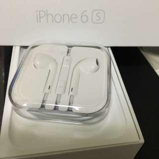 ⚠️保留中)全新 iPhone 原廠耳機🎧 含運