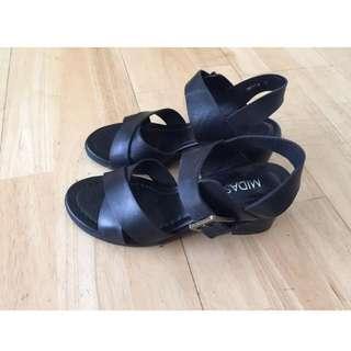 Midas Sandals Size 37